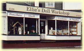 Ellie's Doll Workshop